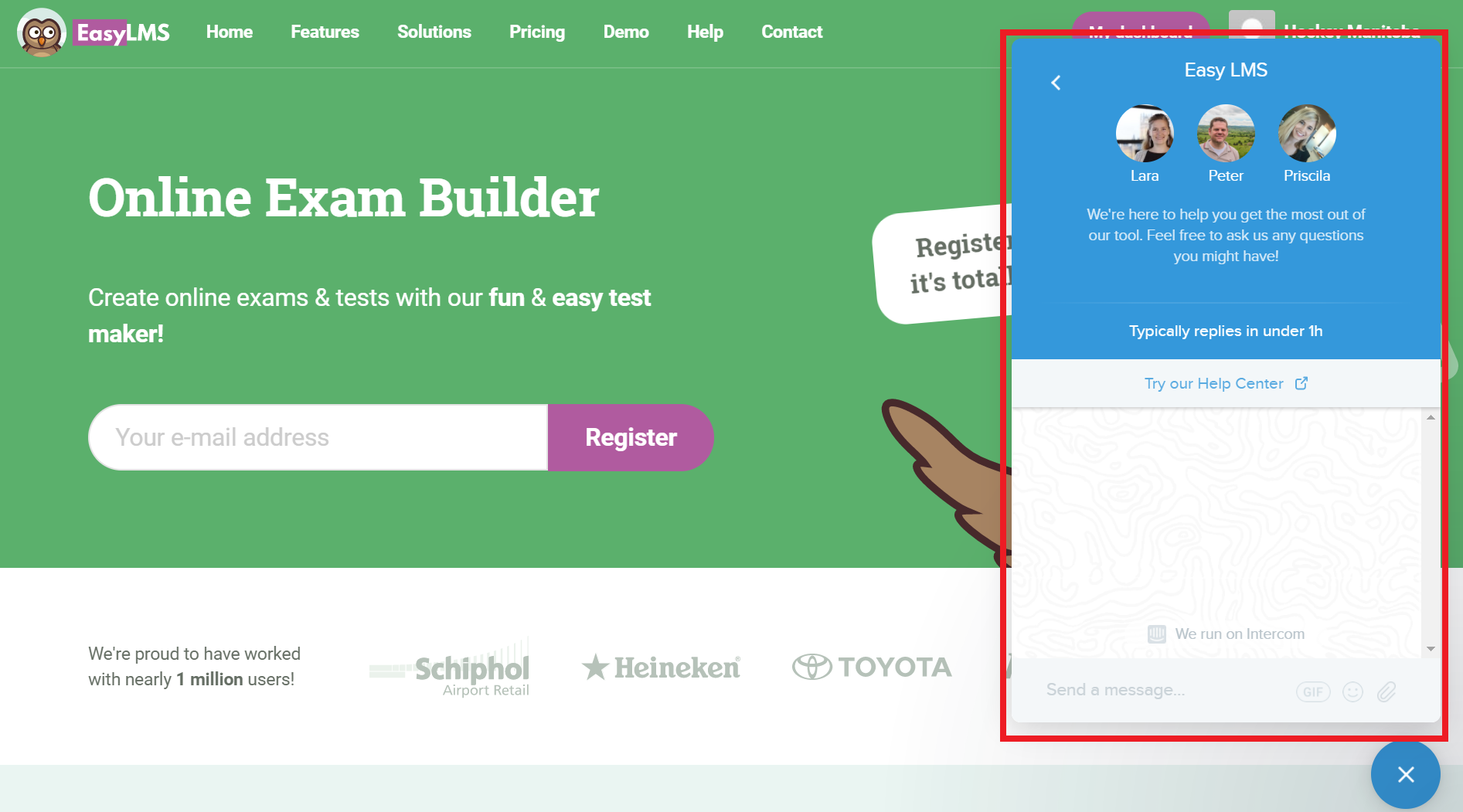 Easy test maker onlineexambuilder