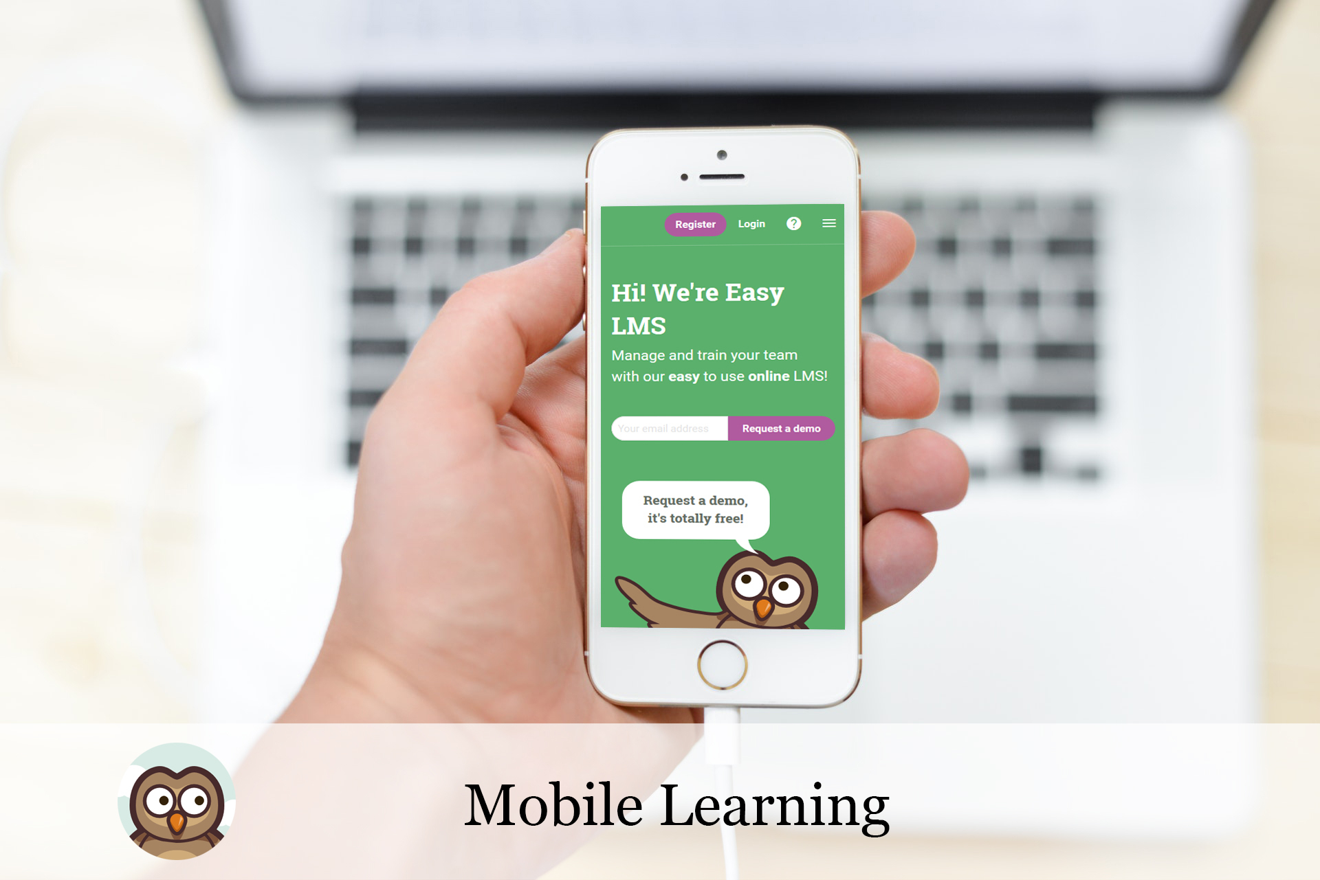 Mobile learning m-learning
