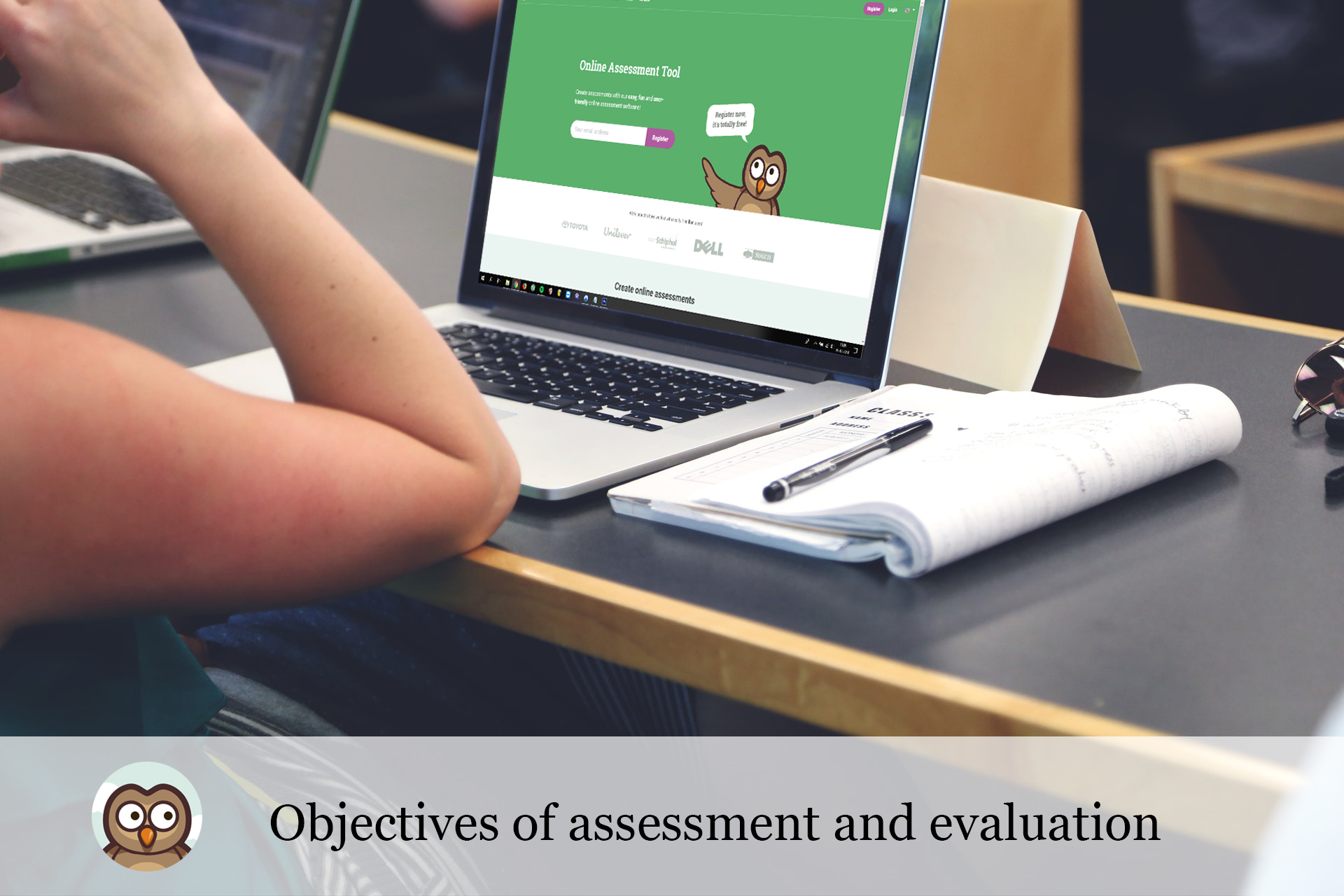 Objectives of assessment and evaluation