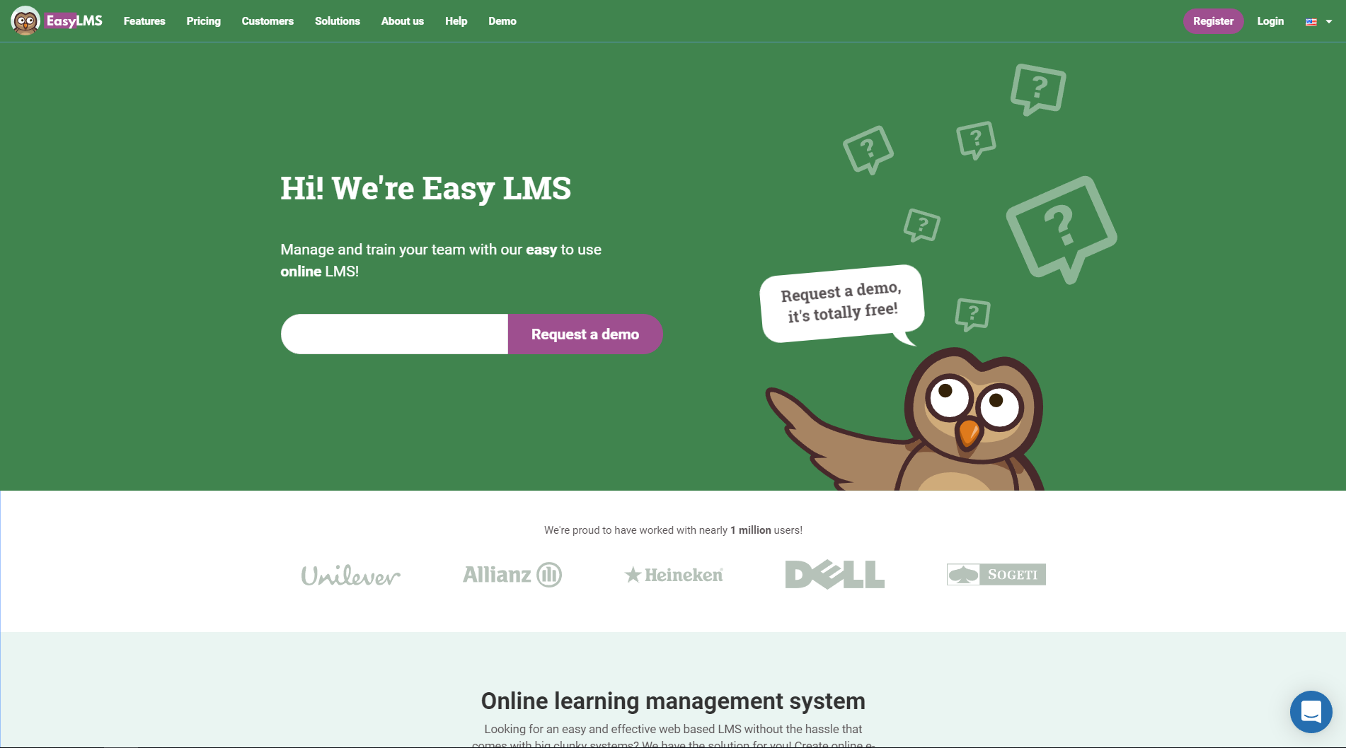 New Easy LMS
